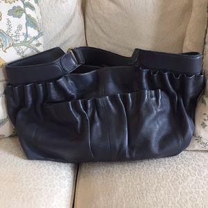Anthropologie Leather Bag